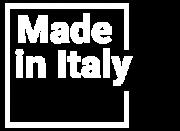 Made in itali white